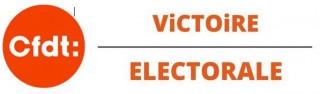 Elections Paris-Centre Entreprises : la Cfdt 1ère organisation syndicale   !