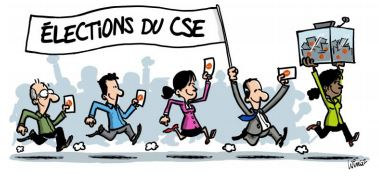 Election à la DEC de Caen vendredi 8 mars !