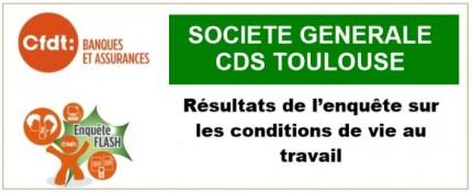 CDS de Toulouse : La CFDT enquête.