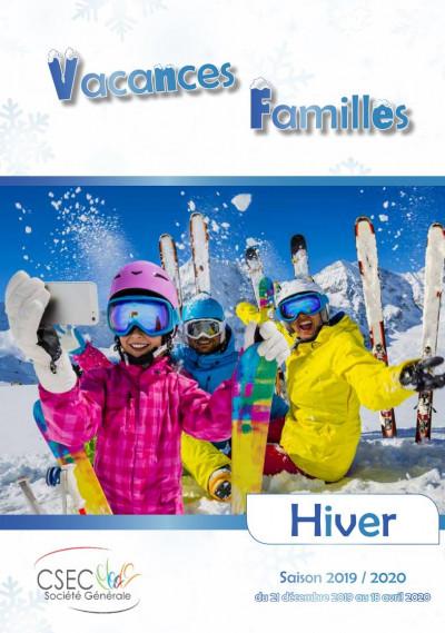 Catalogue CSEC Famille Hiver 2019 / 2020