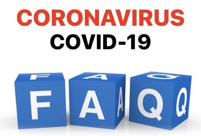 FAQ INSTRUCTION CONFINEMENT DU 17 MARS