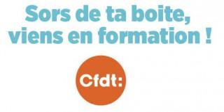La CFDT forme ses militants !