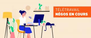 Télétravail : ouverture des négociations, retours sur la 1re réunion du 02/10/2020