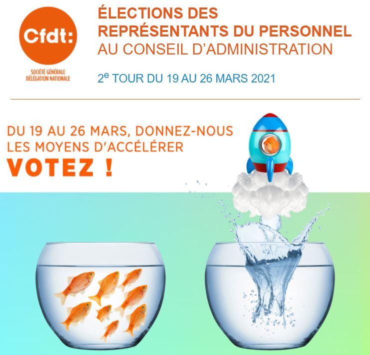 1 minute pour voter !