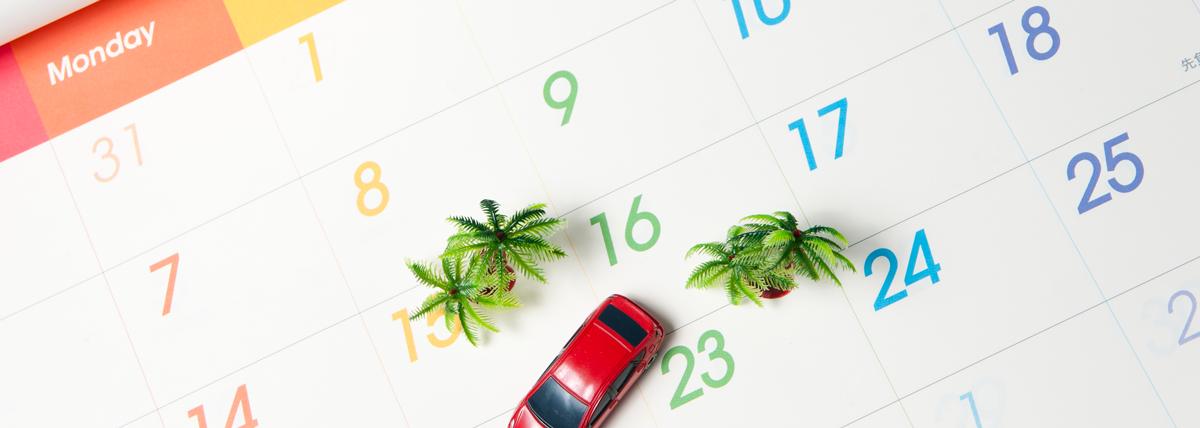 Changement de période de référence pour le calcul des congés annuels.